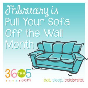 Pull Your Sofa Off The Wall Month - My cat keeps peeing on our sofas and now on my bed?!?