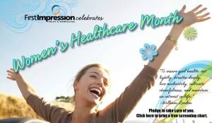 Women's Health Care Month - Women's Health?