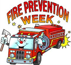 where can we find fire prevention week activities?