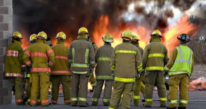 Firefighters' Day - What is a firefighter's schedule like? What are pay and benefits like?