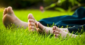 Go Barefoot Day - What would be your favorite way to spend a barefoot day?