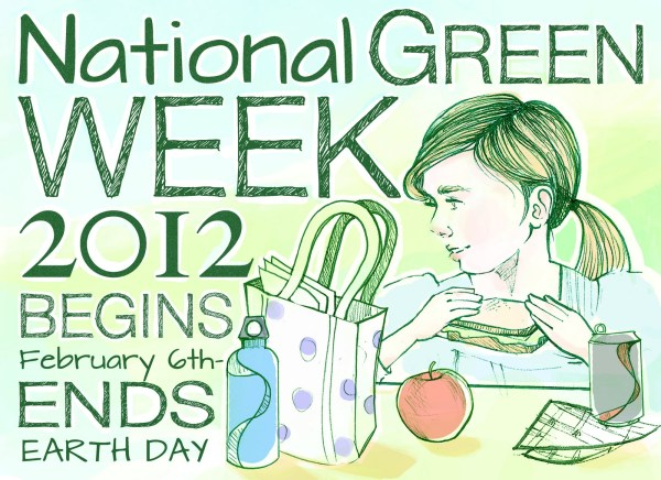 National Green Week!