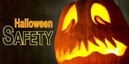 Halloween Safety Month - halloween safety precautions?