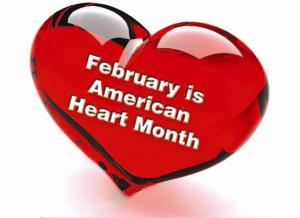 American Heart Month - why is February known as American Heart Month?
