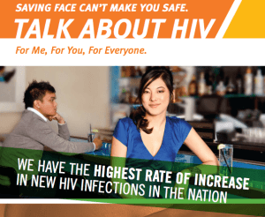 National Asian & Pacific Islander HIVAIDS Awarene - Talk about HIV – for me,