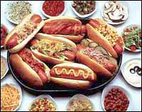 What Month is National Hot Dog Month?