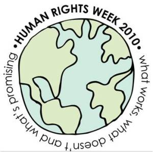 Human Rights Week - i need 15 points for human rights ?