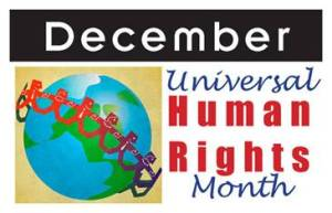 Universal Human Rights Month - How come universal Healthcare is considered a basic human right?