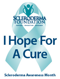 Scleroderma Awareness Month - Is there a certain awareness cause every month?