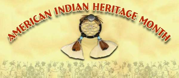 why do we celebrate national American indian heritage month?