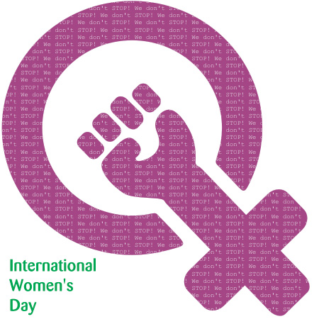 when was the first International Women's Day celebrated?