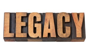 What Will Be Your Legacy Month - National Leave A Legacy Month in USA - does it exist?