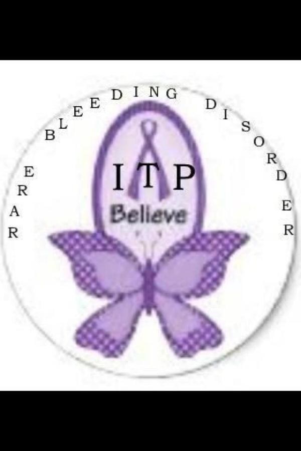 ITP ... In Our Words ...: September is ITP Awareness Month