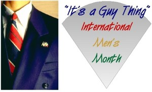 International Men's Month - Why do so many people hate International Men's Day?