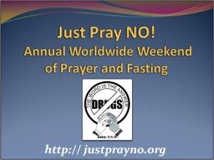 Just Pray No! Worldwide Weekend of Prayer - Should we pray for our *President & the Nation?