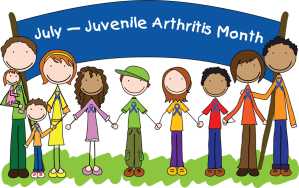 Juvenille Arthritis Awareness Month - July is Juvenile Arthritis