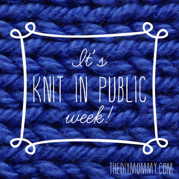 Is there a National Knitting Day or Month?