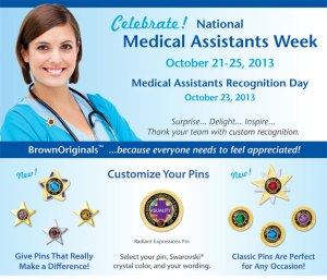 Medical Assistants Recognition Week - what is better . medical transcription as a career
