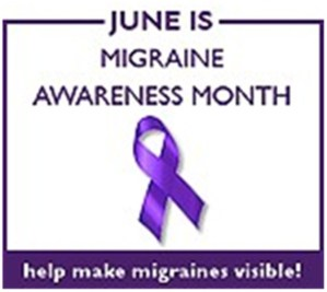 Migraine Awareness Month - What are some Migraine triggers and ways to help get rid of them?