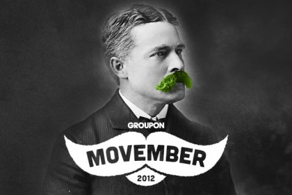 what is Movember......?