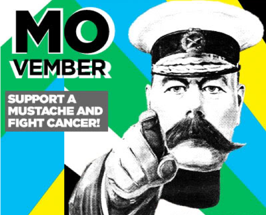What is Movember all about?