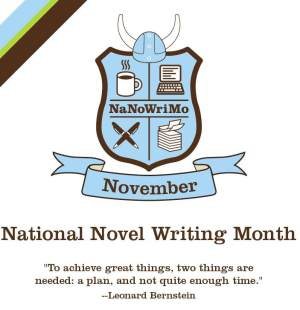 National Novel Writing Month - What is National Novel Writing Month?