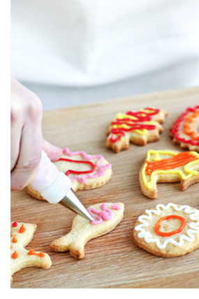 National Bake and Decorate Month - cookie recipes?