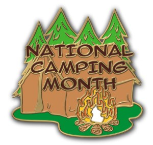 National Camping Month - Joining National Guard at 17, please read?