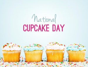 National Cupcake Day - Do you know Today is NaTional Lemon Cupcake Day?