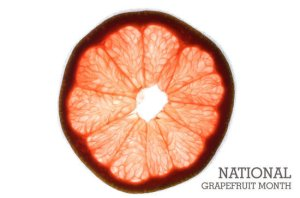 Grapefruit Month - Should i take grapefruit juice whole month for increase cervical mucus?