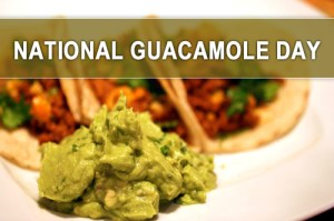 National Guacamole Day - what is day of 14Th November?