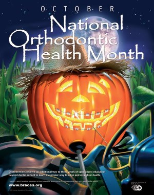National Orthodontic Health Month - Is private orthodontic treatment quicker than NHS orthodontics in the UK?