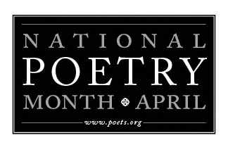 When is national poetry month?