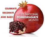 National Pomegranate Month - What exactly are the health benefits of pomegranates?