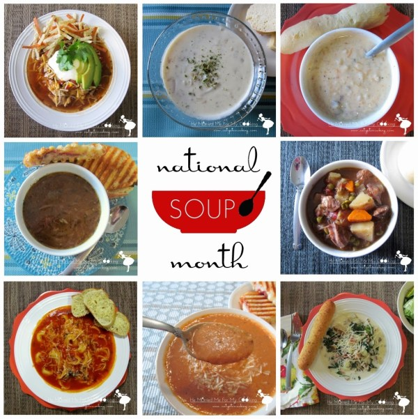 looking for soup recipes?