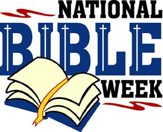 What is the history behind the 2011 National Bible Week in the Philippines? What are its message?