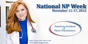 National Nurse Practioner's Week - National Nurse Practitioner