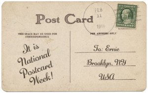 National Post Card Week - Is 1 FIRST NATIONAL CARD a legit credit card co.?
