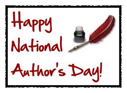 National Authors' Day - i'm looking for a list of monthly careers example ( feb is national dental month)?