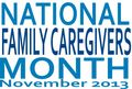 National Family Caregiver Day - When being a caregiver is just too much?