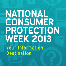 National Consumer Protection Week - how can i check if the company is legit or a fraud?pls help. coz im looking for a job.?