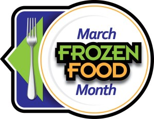 National Frozen Food Month - Food budget for month?