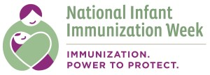 National Infant Immunization Week - Where can I find a list of appreciation and awareness months?