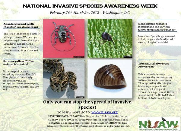 Center for Invasive Species and Ecosystem Health: National ...