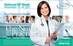 New Paths to Healthcare ~ It's National Nurse Practitioner Week!