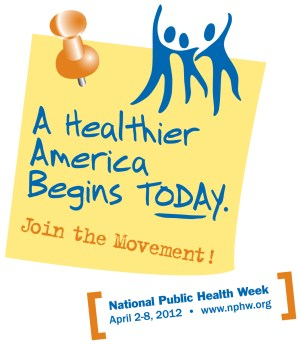 National Public Health Week - universal health care essay?