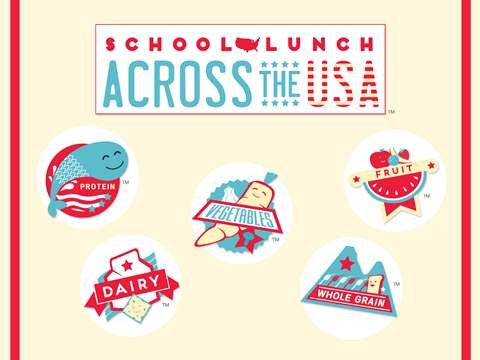 What is National School Lunch Week all about?