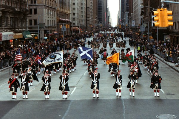 can i wear my kilt to school on national tartan day?