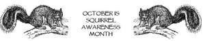 Squirrel Awareness Month - What holidays are in January?