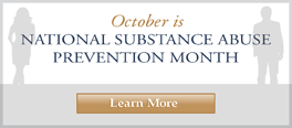 National Substance Abuse Prevention Month - Domestic Abuse in America?